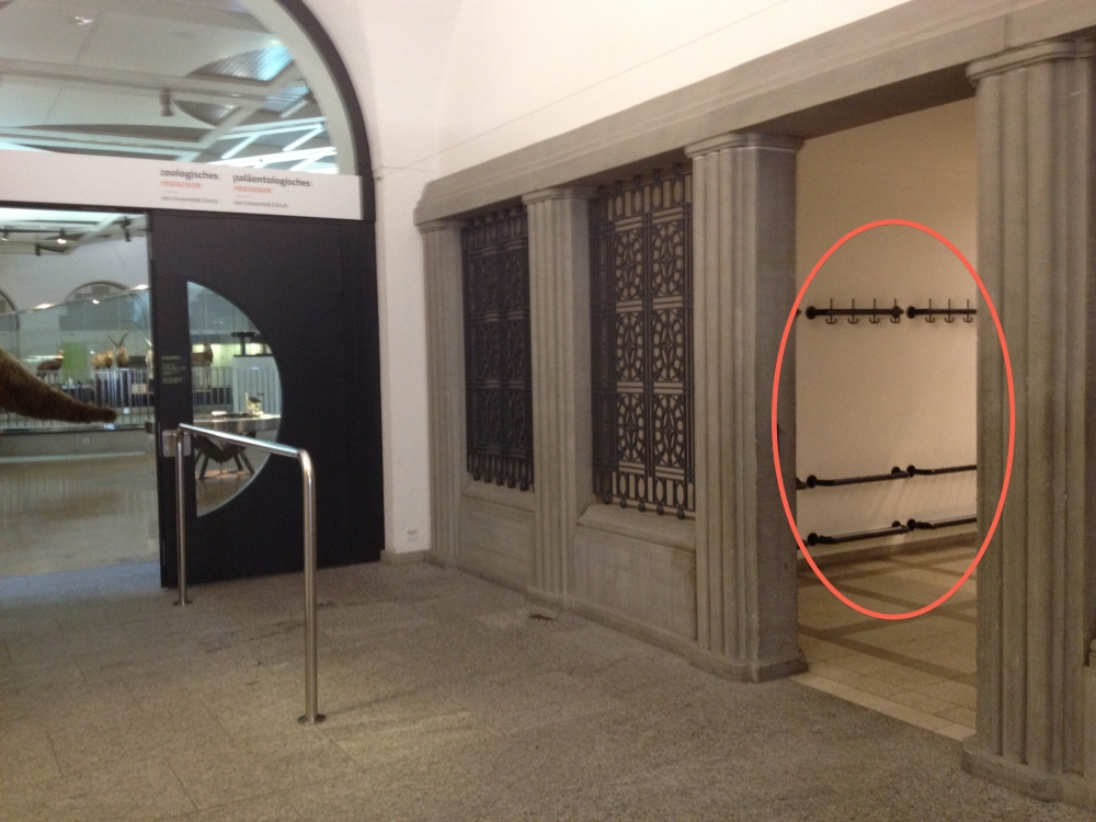 Eingang Garderobe uzh uniability uzh guide mit informationen zu gebäuden